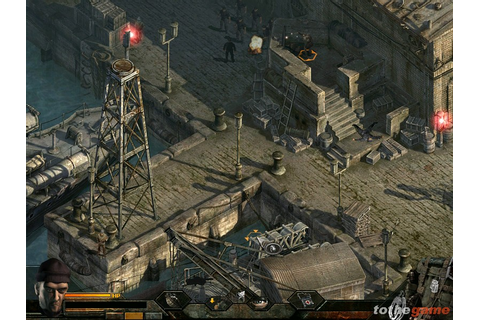 Commandos 3 Destination Berlin PC Game Download Free PC Game
