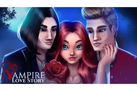 Love Story Games: Vampire Romance - YouTube