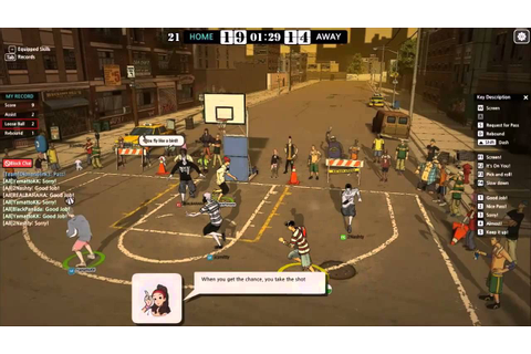 Freestyle Street Basketball 2 Gameplay - Dominate 7 Game ...