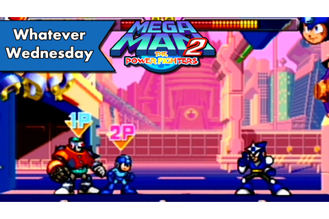 Mega Man 2: The Power Fighters - Yoshiller & MegamanSonicX ...