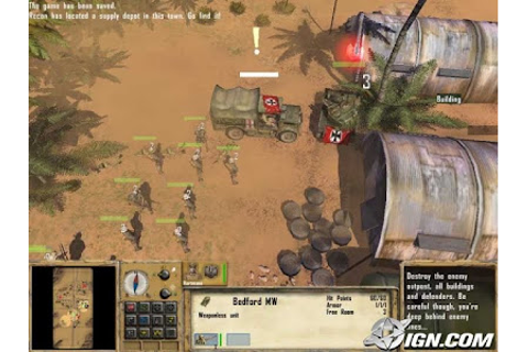 Free Games 4 You: Desert Rats vs. Afrika Korps