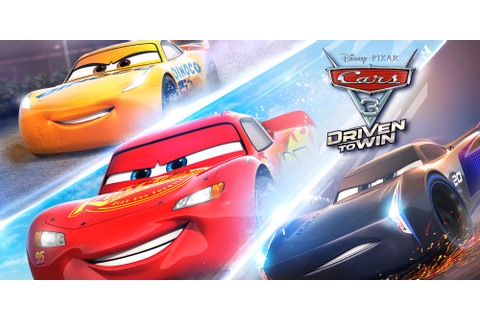 Cars 3: Driven to Win | Wii U | Games | Nintendo