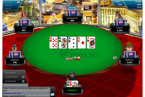 Download Full Tilt Poker Full PC Game