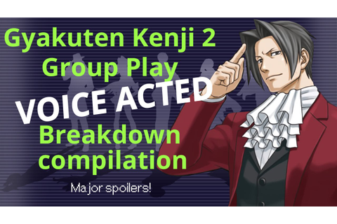 Gyakuten Kenji 2 Group Play Highlight - Breakdown ...