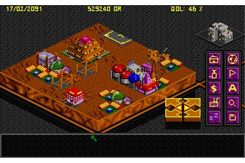 Utopia: The Creation of a Nation (DOS) Game Download