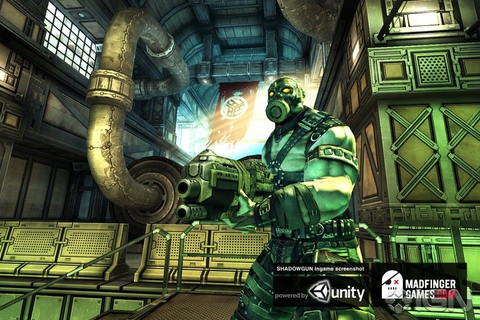 Shadowgun Screenshots, Pictures, Wallpapers - Android - IGN
