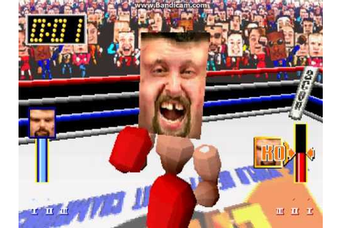 Funky Head Boxers Gameplay - YouTube