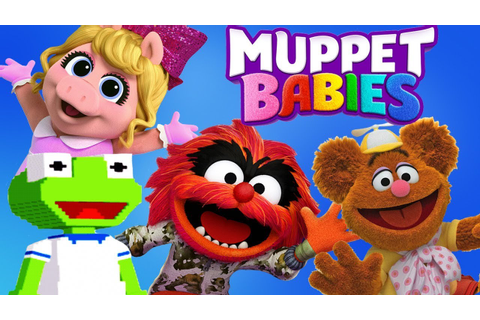 Muppet Babies Mini Arcade Games - All Characters Summer ...