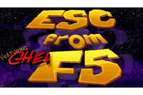 Chewy: ESC from F5 gameplay (PC Game, 1995) - YouTube