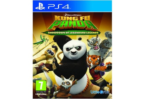 Kung Fu Panda - Showdown of Legendary Legends - PS4 Game ...
