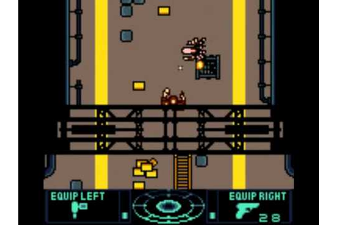 Aliens: Thanatos Encounter (Game Boy Color) with ...