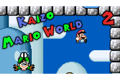 Kaizo Mario World (Part 2) - YouTube