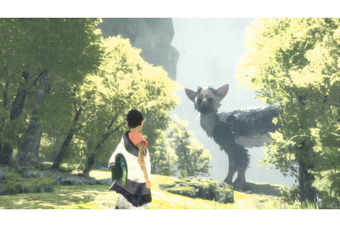 Review: The Last Guardian (Sony PlayStation 4) - Digitally ...
