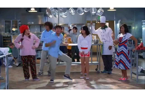 High School Musical 2 - Work This Out HD!! - YouTube