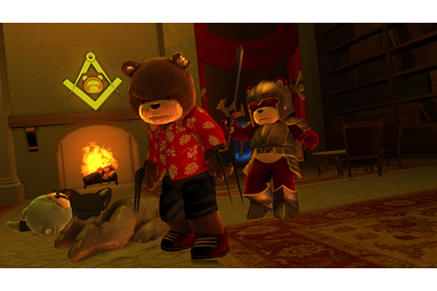 Naughty Bear: Panic in Paradise Review | Xbox 360 | ZTGD: Play Games ...