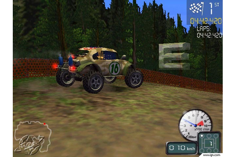 Wild Wild Racing PS2 ISO Download