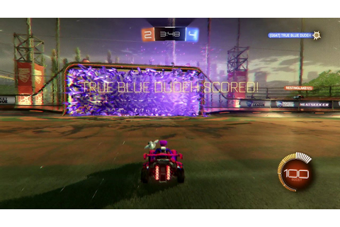 Ep 193 - Rocket League Gameplay - Heatseeker Game 9 - YouTube