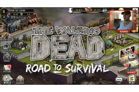 The Walking Dead: Road to Survival (How to Use Battle ...
