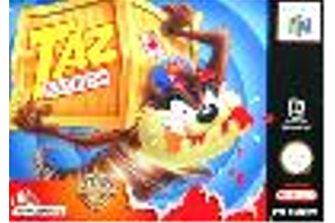 Buy Nintendo 64 Taz Express For Sale at Console Passion
