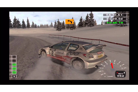 Let's Play WRC II Extreme (PS2) Sweden #2 - YouTube