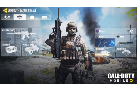 Call of Duty: Mobile's battle royale mode is a class-based ...