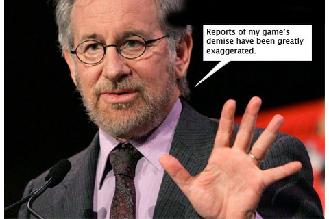 EA denies rumored Spielberg Project LMNO layoffs