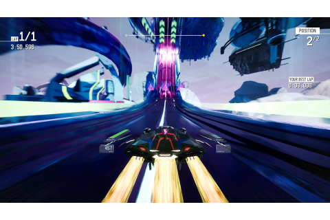 Redout for Xbox One review: A fast, furious and futuristic ...