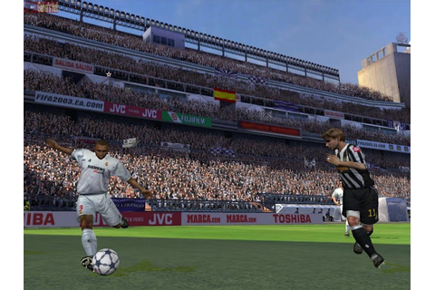FIFA Football 2003 Game - PC Full Version Free Download