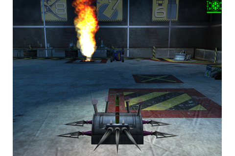 Robot Wars: Extreme Destruction Screenshots for Windows ...