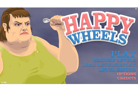 FreeGamr: Happy Wheels - Flash Browser Game