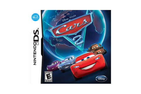 Cars 2 - Nintendo DS game
