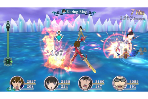 Tales of Hearts R screenshot 3