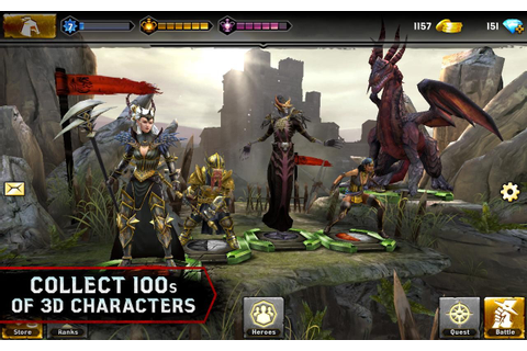 Heroes of Dragon Age - Download android game