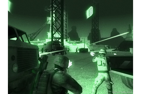 Tom Clancy's Ghost Recon 2: Summit Strike (2005 video game)