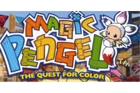 Magic Pengel: The Quest for Color Download Game | GameFabrique