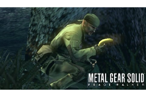 Metal Gear Solid: Peace Walker PSP Games Unlockables ...