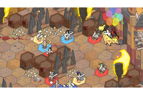 Pit People Free Download - Download games for free!