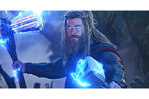 Thor: Love and Thunder Script Complete; Films 2020 ...