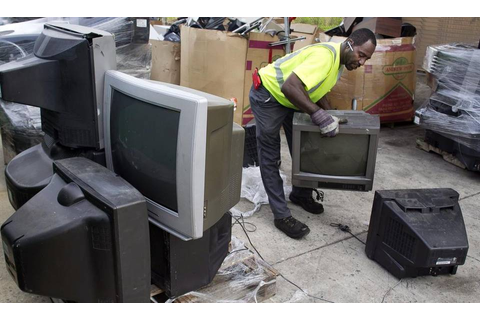Recycling fees for computer and TV makers would be ...