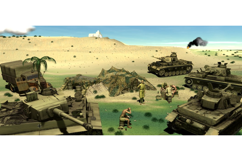 Panzer Elite PC Game (& OFP:1) – MY Sim Tech Website