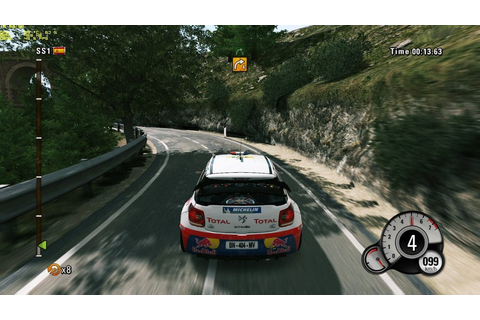 WRC 4 FIA World Rally Championship Free Download - Ocean ...