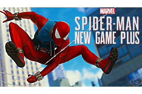 Spider-Man PS4 - New Game Plus Out NOW! How to Play New ...