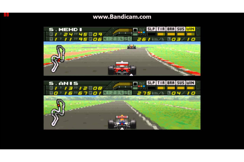 F1 Pole Position SNES Round 1 South Africa - YouTube