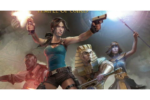 Lara Croft and the Temple of Osiris Full Version PC Game ...