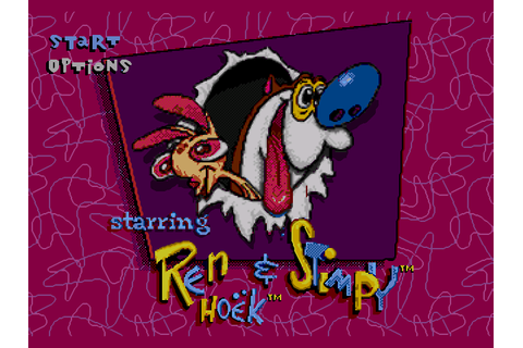 Ren and Stimpy's Invention Download Game | GameFabrique