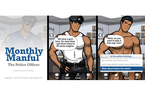 [ENG] Humbuged (Humplex) – Manful: The Police Officer ...