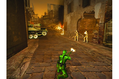 Download PC Games Army Men - Sarge's War For Free Full Rip ...