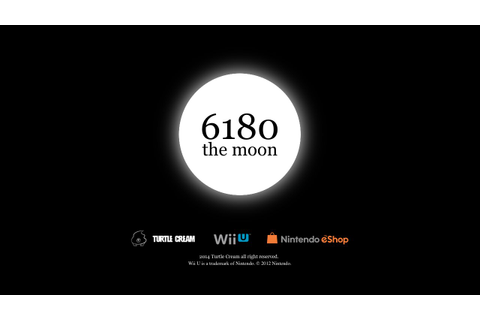 6180 the moon - Wii U launch trailer - YouTube