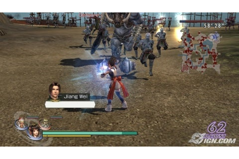 Warriors Orochi 2 Review - IGN