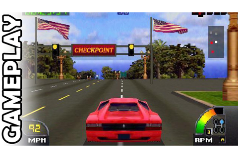Cruis'n USA (N64) - Gameplay - YouTube